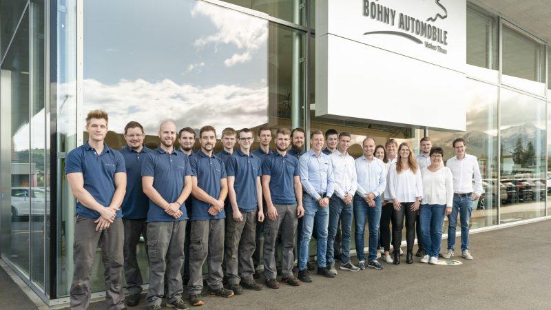 Bohny Automobile - 2020